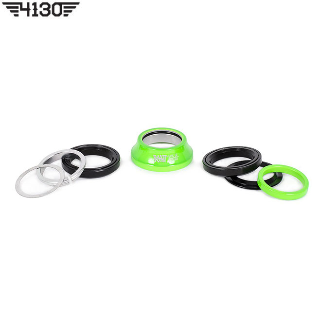 RANT BANG UR HEADSETS -Lemon Green-