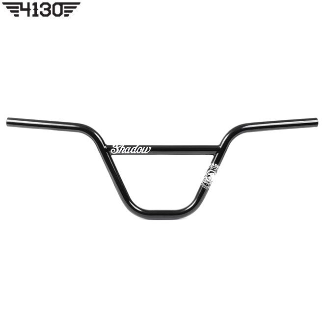 "SHADOW Vultus 13B Bar 9"" -Black-"