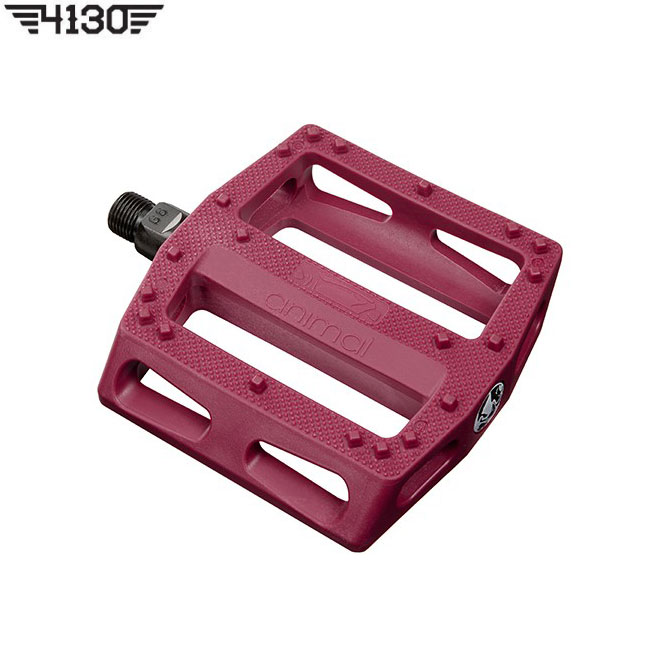 ANIMAL Rat Trap Pedals -Red-