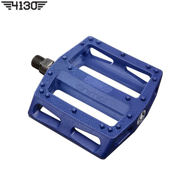 ANIMAL Rat Trap Pedals -Blue-