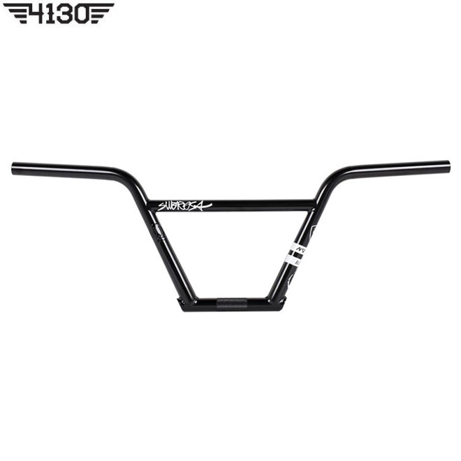 "SUBROSA 4PC Noster Bar 8.75"" -Black- [재입고]"