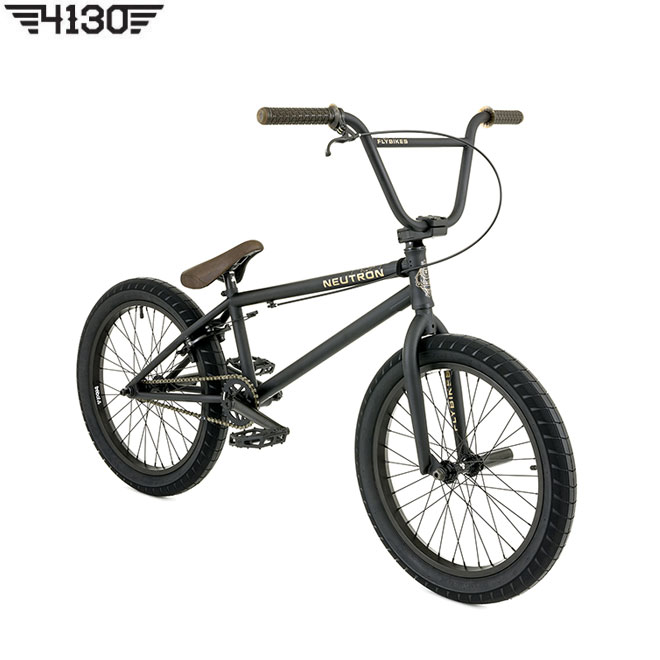 "2018년형 플라이 뉴트론 BMX 우구동 / 2018 FLY NEUTRON BMX 20.75""TT RHD -Flat Black-"