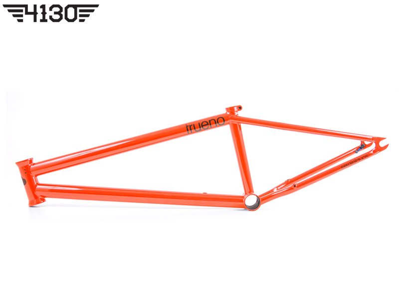 "[50% 세일]  FLY TRUENO FRAME -GLOSS BLOOD ORANGE- [21""TT]"