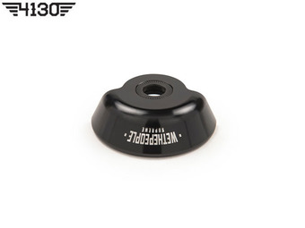 WTP SUPREME Rear HubGuard [Driver Side] -Black-