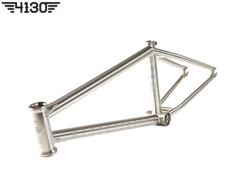 "2017 WTP BUCK ""Dillon Lloyd"" Signature BMX Frame 20.75TT -Nickel-"