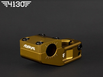 FLY ROEY 2 Stem [New Design] -Dark Gold-