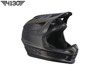 iXS 엑스액트 풀페이스 헬멧 [Xact Full Face Helmet] 무광 블랙 -전사이즈 입고/선택가능-