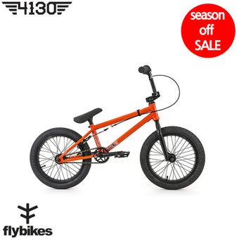 [9만원할인] *시즌오프세일*[국내당일발송,무료조립]2016년형 플라이 네오 16인치 휠 규격 BMX / 2016 FLY NEO 16 Junior BMX -RED- [16인치 휠 규격의 아동용]