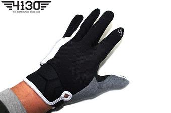바이크온 장갑 BIKE ON Glove -블랙- [사이즈 선택]