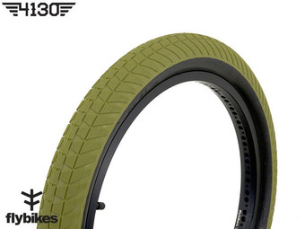 "FLY 루벤 람페라2 Tire 2.35"" -Military Green-특가판매-"