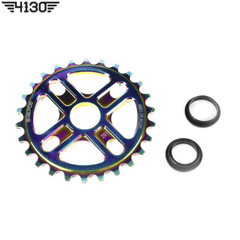 SALT PLUS MANTA SPROCKET 25T -Oil Slick- [재입고]