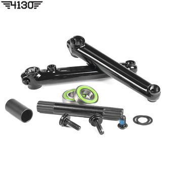 SALT PLUS Groove Crank 175mm [미드 19mm BB 포함 셋트] -재입고-