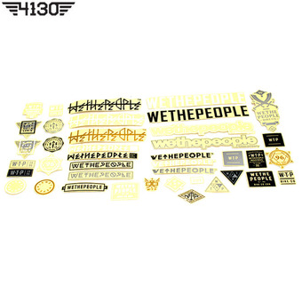 WTP 2018 Sticker Set 40pc