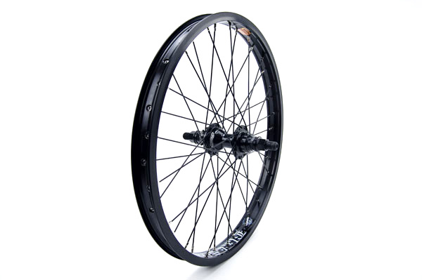 Mission React Rear Wheel -black- 좌구동