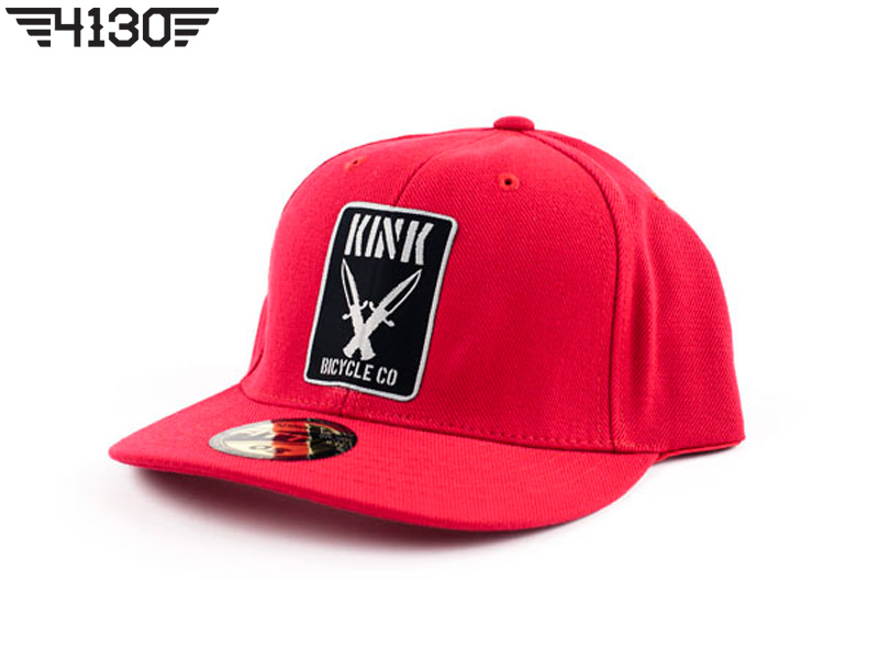 Kink Sexton Snap Back -Red-