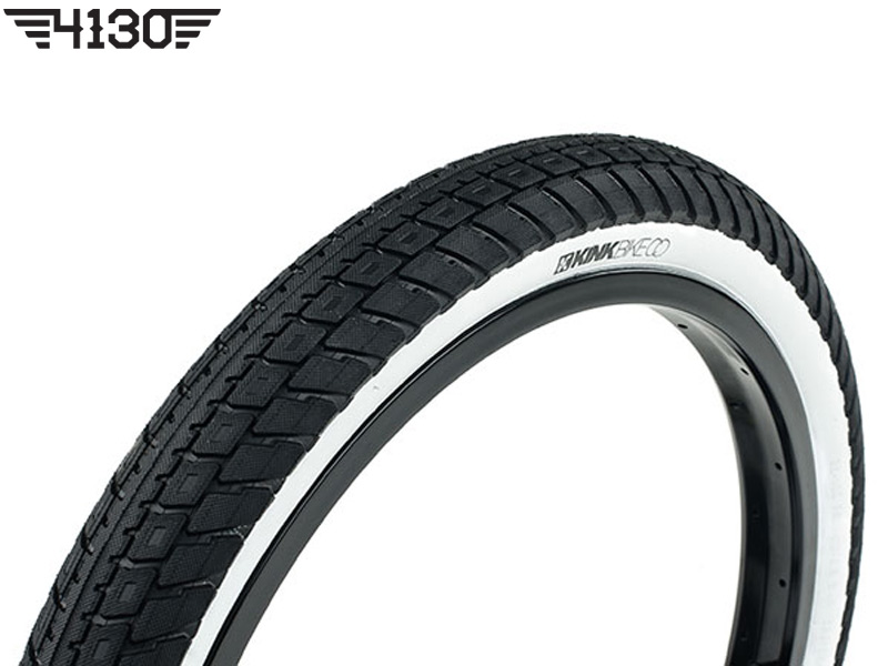 Kink lyra Folding Tire 2.3 White Wall