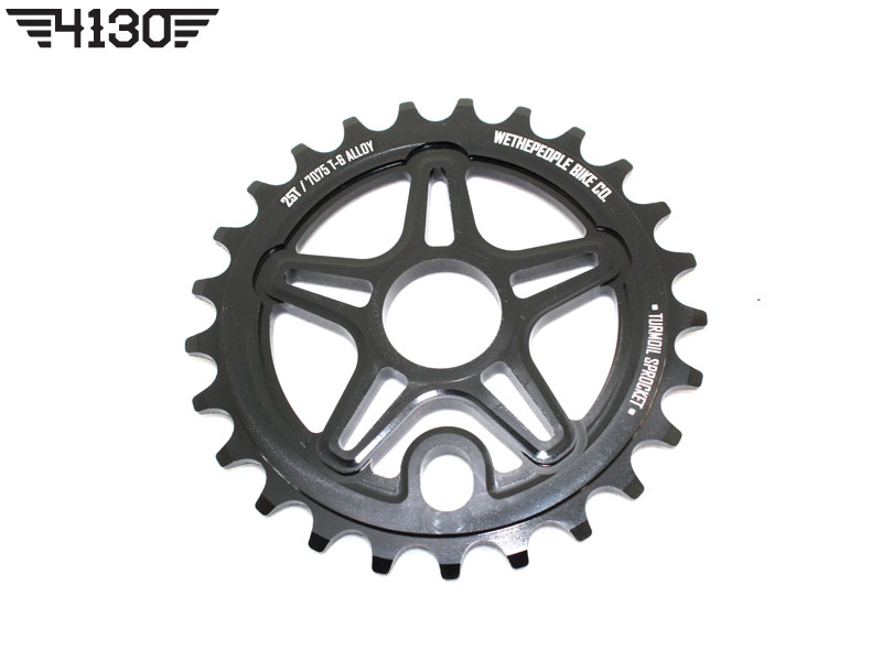WTP TURMOIL sprocket -25T-
