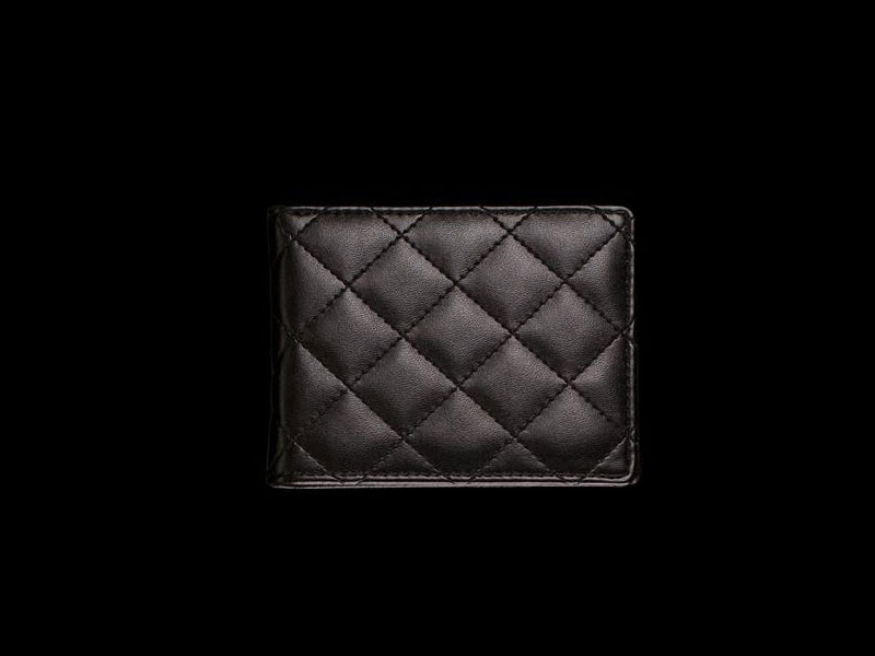 Animal Bedford Wallet -black-