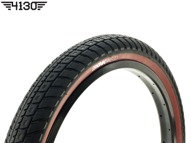 Kink Lyra Folding RED WALL Tire 2.3