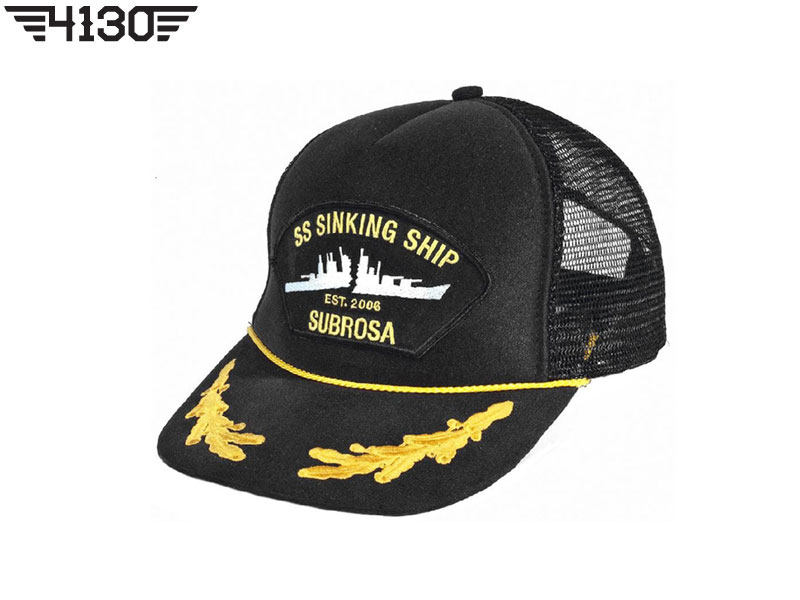 Subrosa SS Sinking ship hat