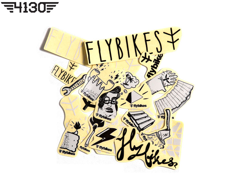 FLY New Sticker Set