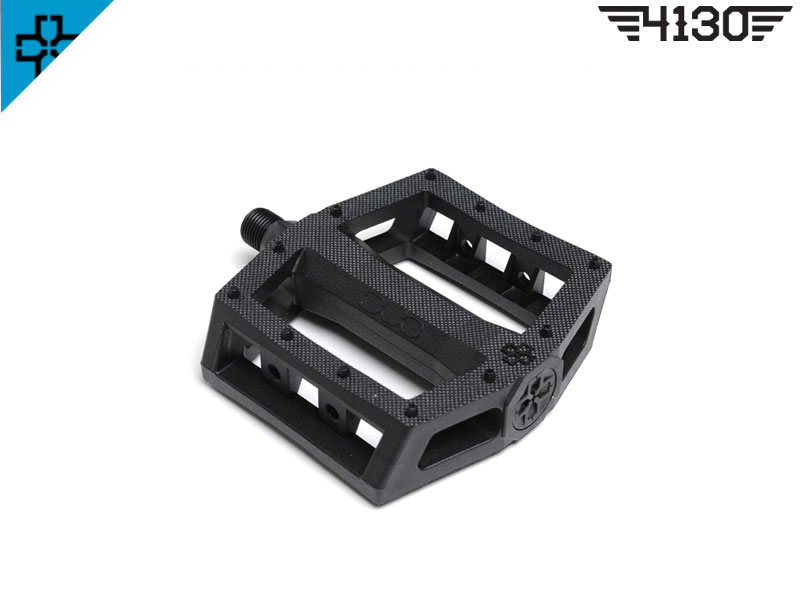 DUO PC Pedals -Black-
