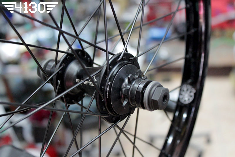 SuperStar Over Drive 8T Rear WheelSet