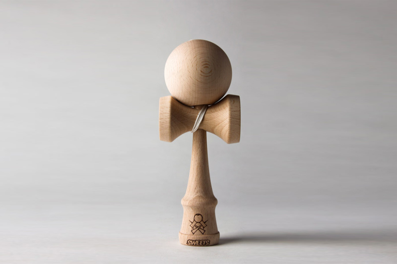 [Sweets Kendamas] Focus Natural