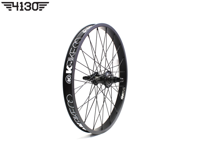 KINK EASTCOASTER Rear Wheel Set 9T [유광블랙림] -우구동-