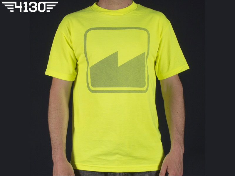 MERRITT ICON TEE -SAFETY GREEN-