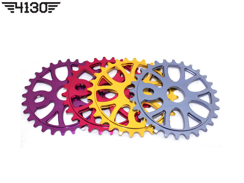 COLONY Guettler Sprocket 28T -아노다이징 와인- 세일상품