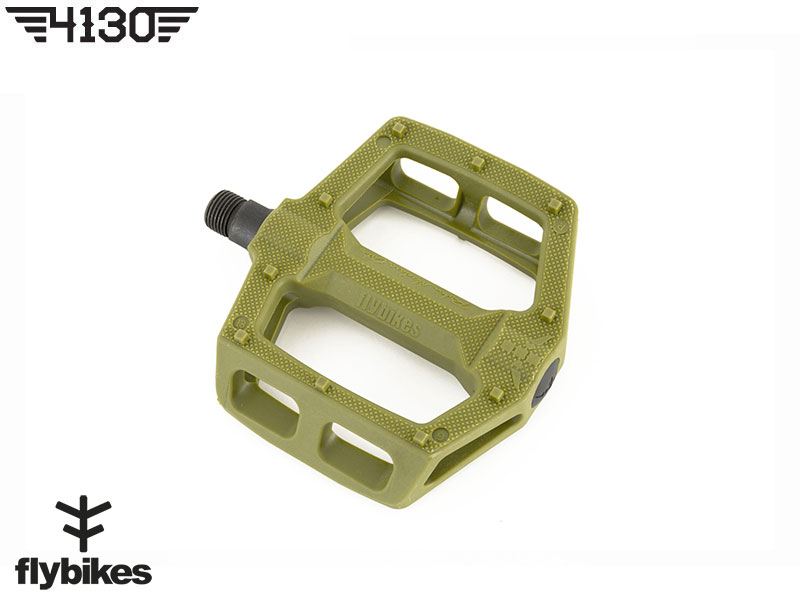 FLY RUBEN PC Pedals -Military Green-(특가상품)