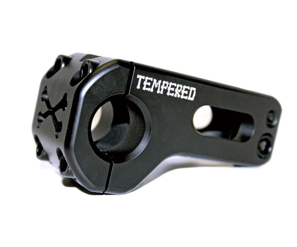 Tempered Bone Stem Front Load Black 52mm [스페셜 세일]