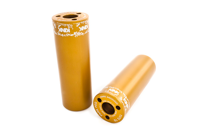 Park peg 7075 AL -each- (Gold)