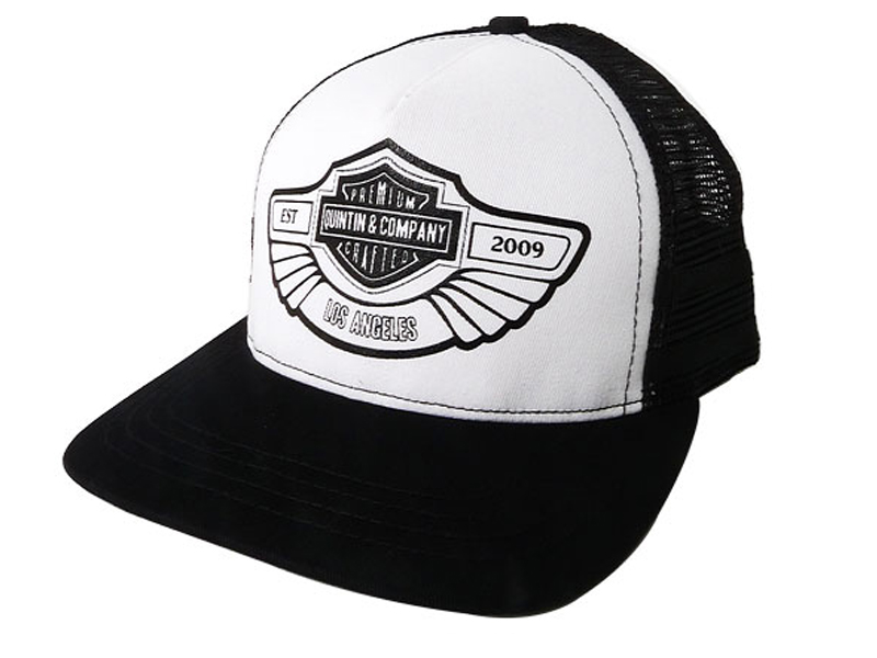 Harley Trucker White