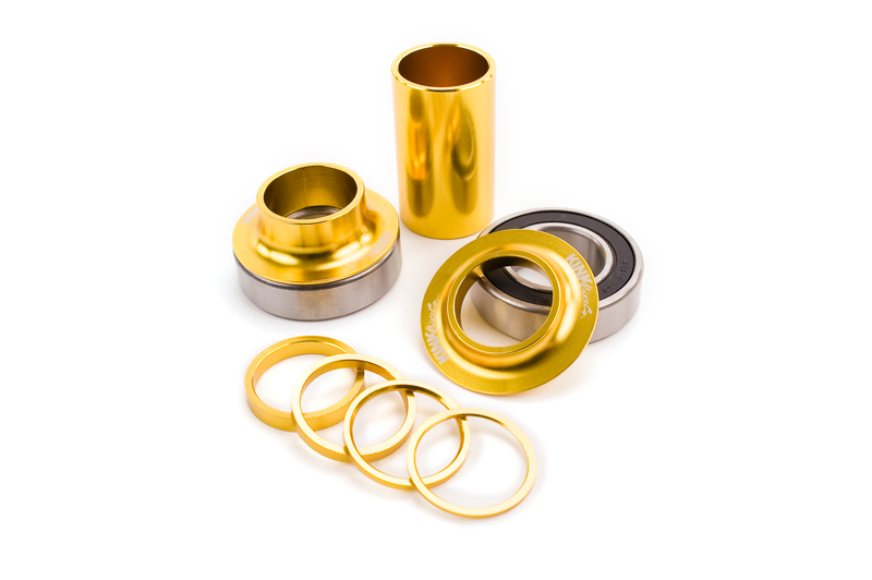 Kink BB Kit -gold-