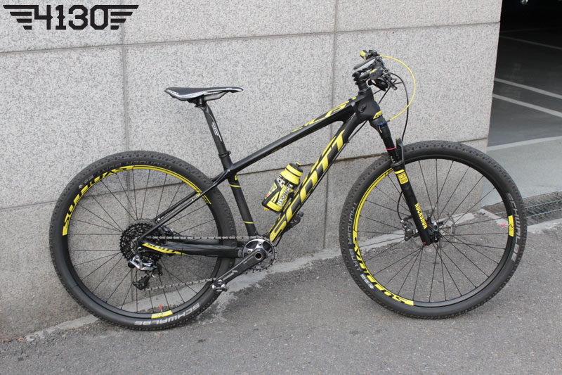 2015 Scott SCALE RC